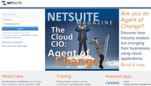 netsuite erp system